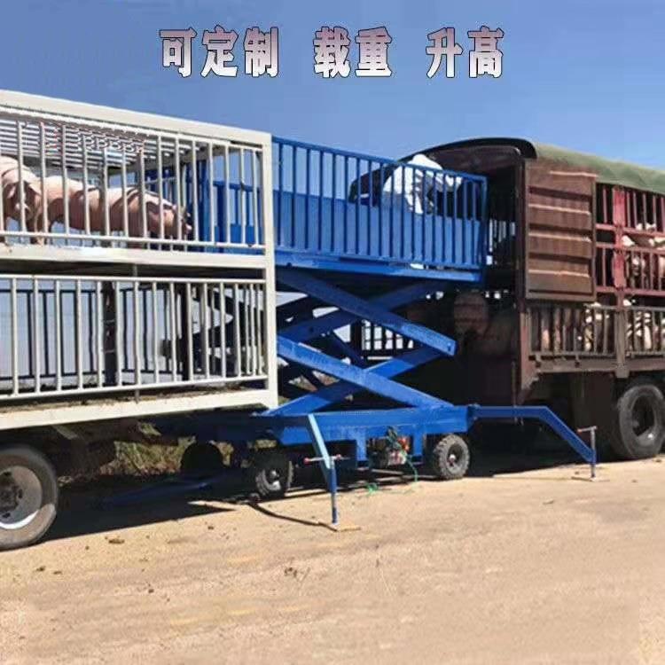 液压卸猪台=移动式卸猪台=固定式卸猪台